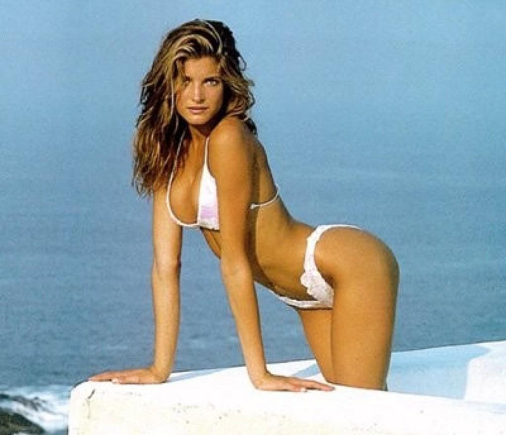 The best bikini models