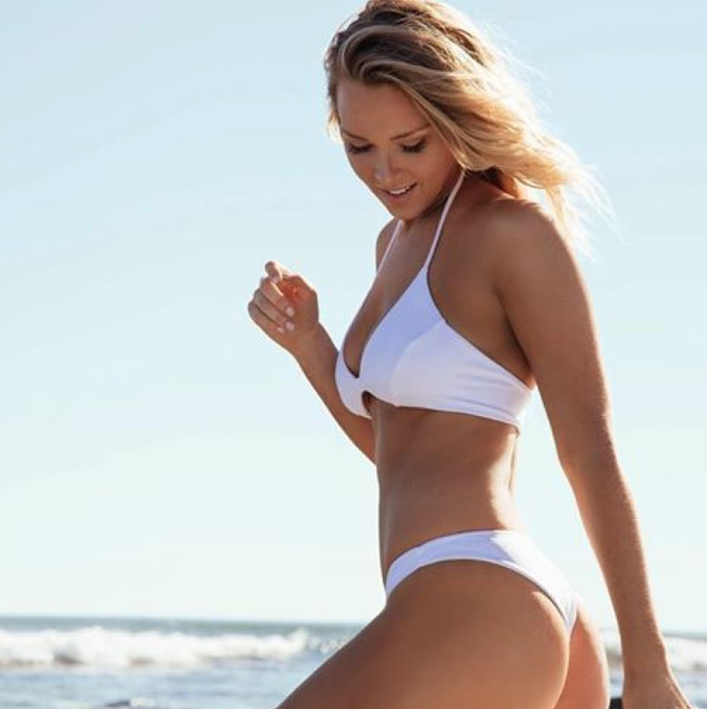Camille Kostek Swimsuit Model: Sports Illustrated Swimsuit Model