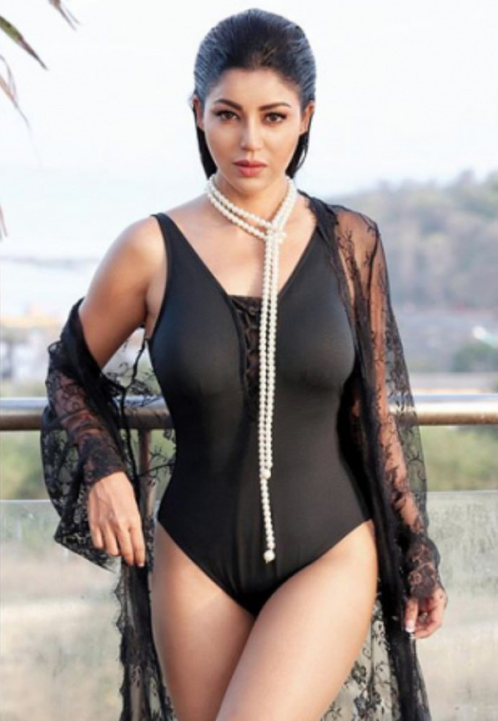 3c73836e895 TV actress Debina Bonnerjee is in news for wearing a bikini for the first  time on television