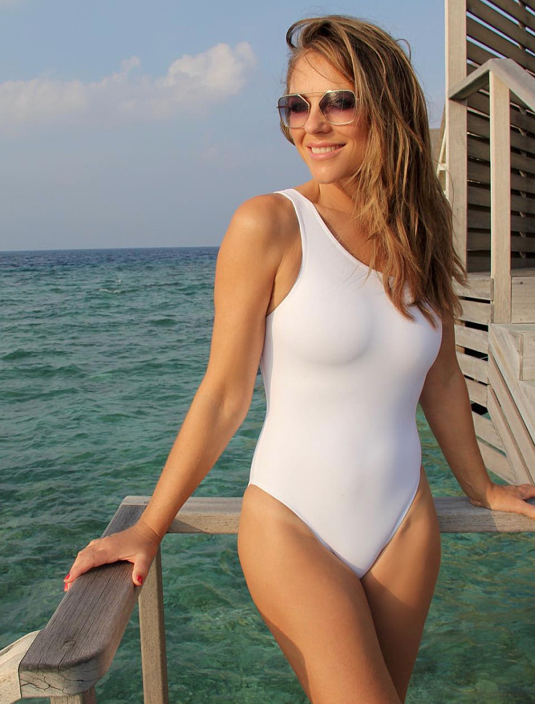 f011b086f Model Elizabeth Hurley keeps herself fit at 53 years old by being active  everyday