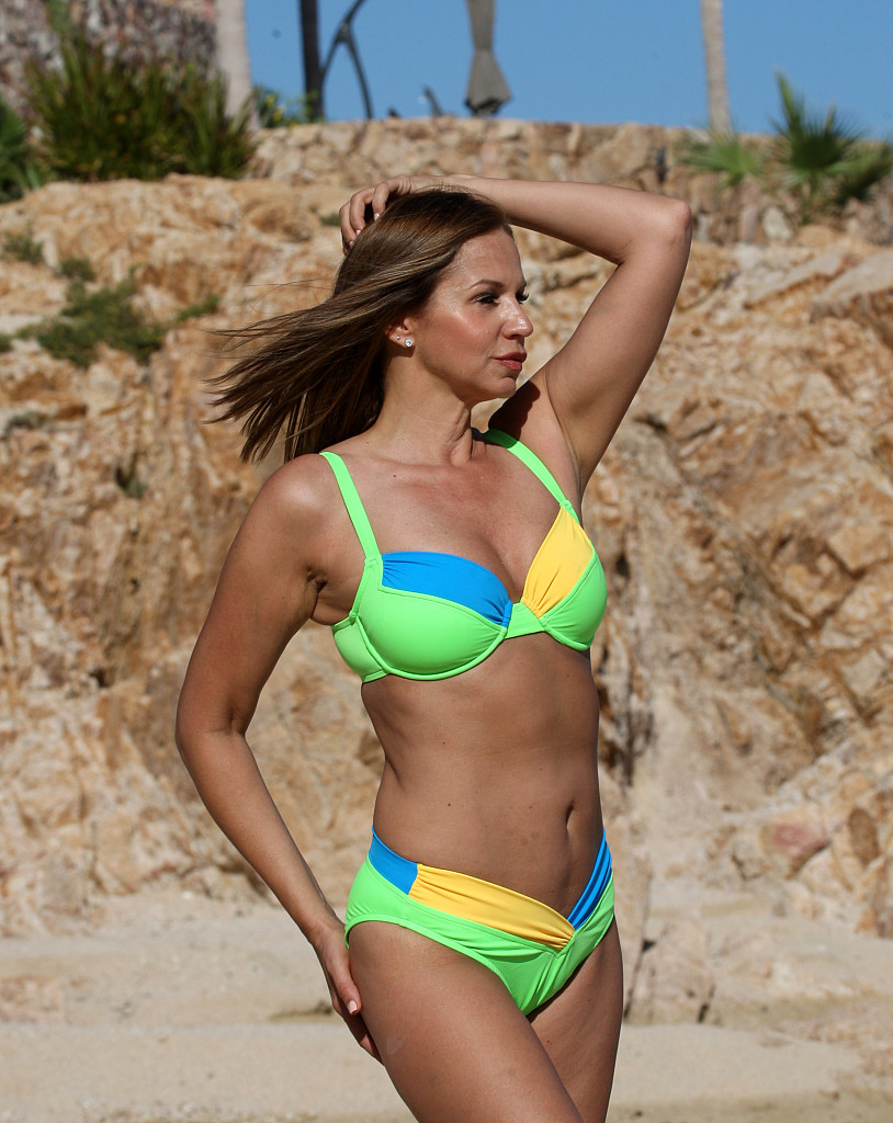 523477a1c8 Age is only a number for 49-year-old swimwear model Jodi LaBossiere